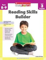 Study Smart : Reading Skills Builder Level 3 - Linda Ross