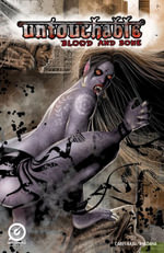 UNTOUCHABLE Issue 1 - Mike Carey