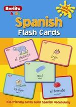 Berlitz Language : Spanish Flash Cards - Berlitz Publishing