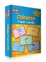 Chinese Berlitz Kids Flash Cards : Berlitz Flash Cards Ser. - Berlitz Publishing
