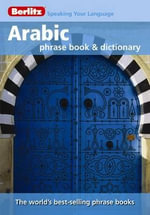Berlitz : Arabic Phrase Book & Dictionary - Berlitz