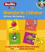 Berlitz Language : Mandarin Chinese Picture Dictionary - Berlitz