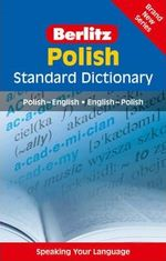 Berlitz: Polish Standard Dictionary : Polish - English : English - Polish