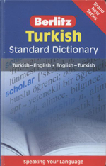 Berlitz : Turkish Standard Dictionary
