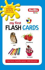 Berlitz Language : My First Flash Cards - Berlitz Publishing