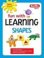 Berlitz Language : Fun with Learning: Shapes (3-5 Years) - Berlitz Publishing