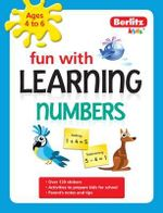 Berlitz Language : Fun with Learning: Numbers (4-6 Years) - Berlitz Publishing