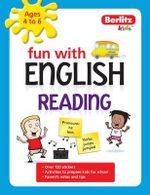 Berlitz Language : Fun with English: Reading (4-6 Years) - Berlitz Publishing