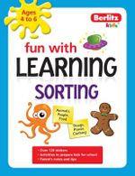 Berlitz Language : Fun with Learning: Sorting (4-6 Years) - Berlitz Publishing