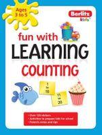 Berlitz Language : Fun with Learning: Counting (3-5 Years) - Berlitz Publishing
