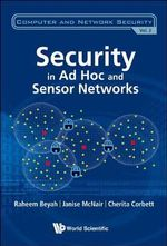 Security in Ad-Hoc and Sensor Networks - Raheem Beyah