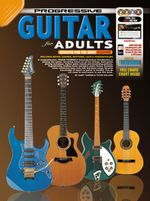 Progressive Guitar for Adults - Gary Turner