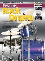 Progressive Beginner Rock Drums - Peter Gelling