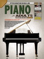 Progressive Piano for Adults - Peter Gelling