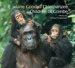Chimpanzee Children of Gombe - Jane Phd Goodall