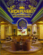 Kempinski Global Luxurious Hotel - UNKNOWN