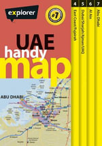 UAE Handy Map : 1 - Explorer Publishing and Distribution