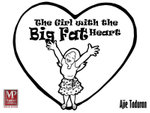 The Girl with the Big Fat Heart - Ajie Taduran
