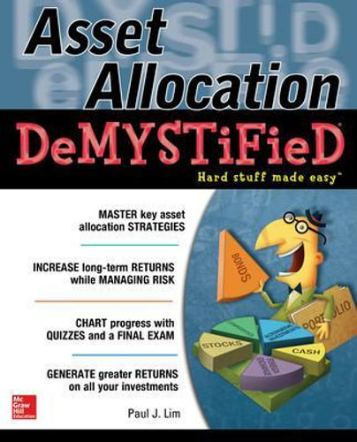 PRE-ORDER-Asset-Allocation-Demystified-A-Self-teaching-Guide-By-Paul-Lim