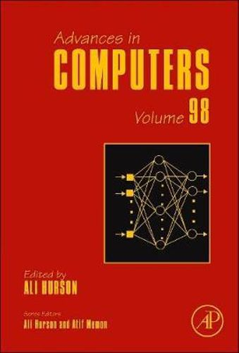 NEW Advances in Computers By Hurson Hardcover Free Shipping
