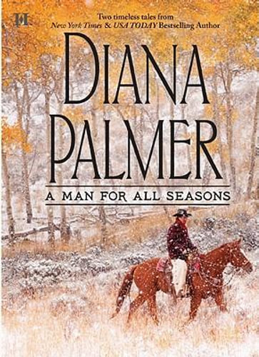 NEW-A-Man-for-All-Seasons-By-Diana-Palmer-Hardcover-Free-Shipping