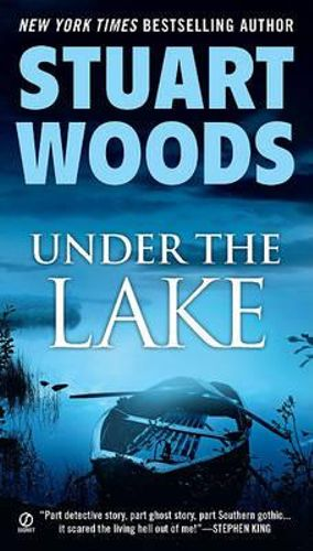 NEW-Under-the-Lake-By-Stuart-Woods-Paperback-Free-Shipping