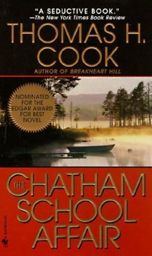 NEW The Chatham School Affair By Thomas H. Cook Paperback Free Shipping