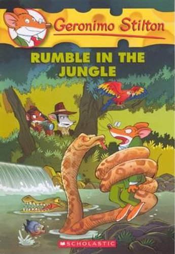 NEW-Rumble-in-the-Jungle-By-Giuseppe-Ferrario-Hardcover-Free-Shipping