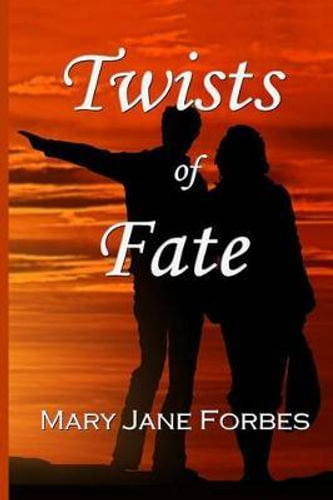 NEW Twists of Fate By MS Mary Jane Forbes Paperback Free Shipping