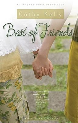 NEW Best of Friends By Cathy Kelly Paperback Free Shipping