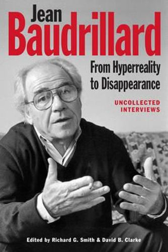 jean baudrillard hyperreality Jean baudrillard, who died on tuesday aged 77, was a leading post-modernist thinker and social theorist best known for his concept of hyperreality - the theory that modern man can no longer tell what reality is because he has become lost in a world of simulacra, images and signs created and presented as real by the mass media many.