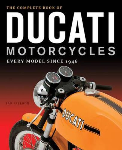 Ducati Books Ian Falloon