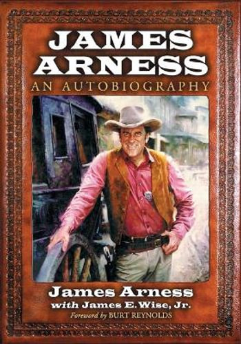 NEW James Arness By James Arness Paperback Free Shipping