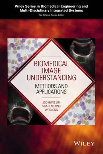 PRE-ORDER-Biomedical-Image-Understanding-By-Joo-Hwee-Lim-Hardcover-Free-Shipping