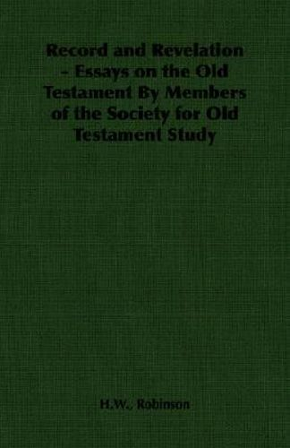 heart of the old testament essay The heart of the old testament the heart of the old testament the heart of the old testament second edition is a book written by ronald youngblood.