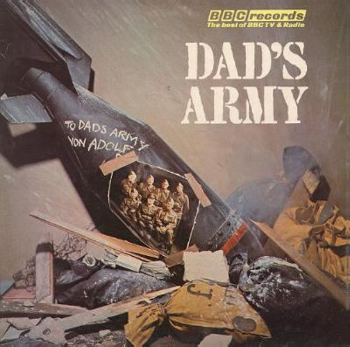 NEW-Dads-Army-By-Arthur-Lowe-Audio-CD-Free-Shipping
