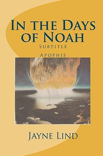 NEW In the Days of Noah By Jayne Lind Paperback Free Shipping
