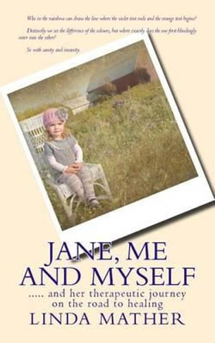 NEW-Jane-Me-and-Myself-By-Linda-Mather-Paperback-Free-Shipping