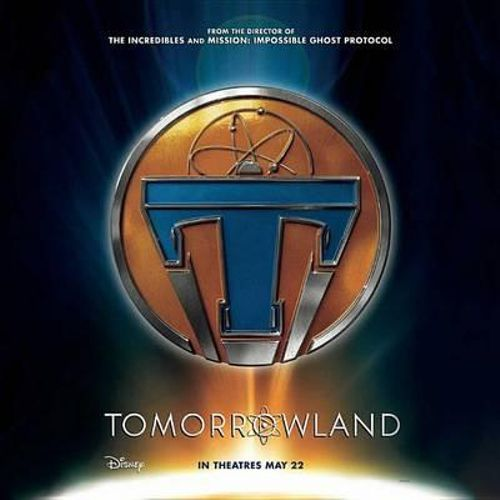PRE-ORDER Tomorrowland By Disney Press Audio CD Free Shipping