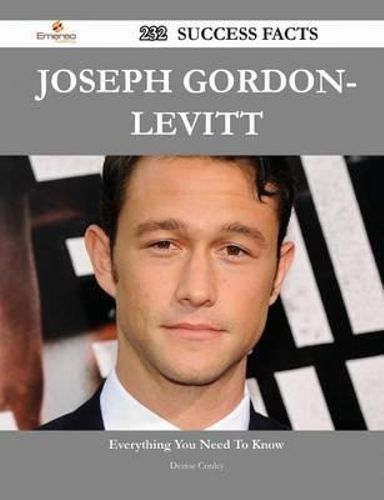 Success is not important to me, nor are by Joseph Gordon ... Joseph Gordon Levitt Quotes