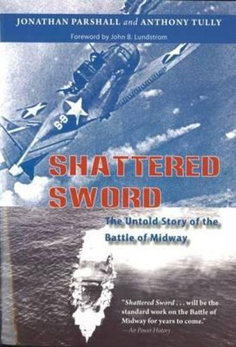 NEW-Shattered-Sword-By-Jonathan-Parshall-Paperback-Free-Shipping