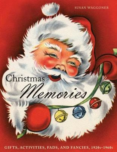 NEW Christmas Memories By Susan Waggoner Hardcover Free Shipping