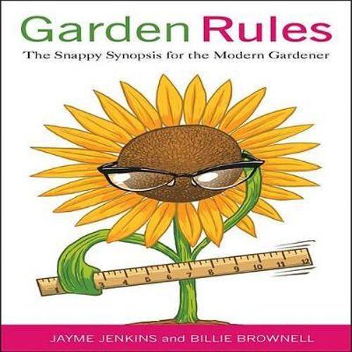 有关以下物品的详细资料: garden rules by jayme jenkins - new