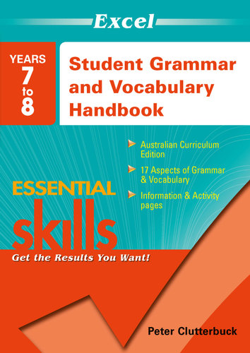 New Excel Essential Skills: StepGÇôbyGÇôStep Algebra 2 Workbook Years 8. By Ly