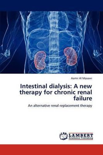 NEW Intestinal Dialysis By Aamir Al Mosawi Paperback Free Shipping