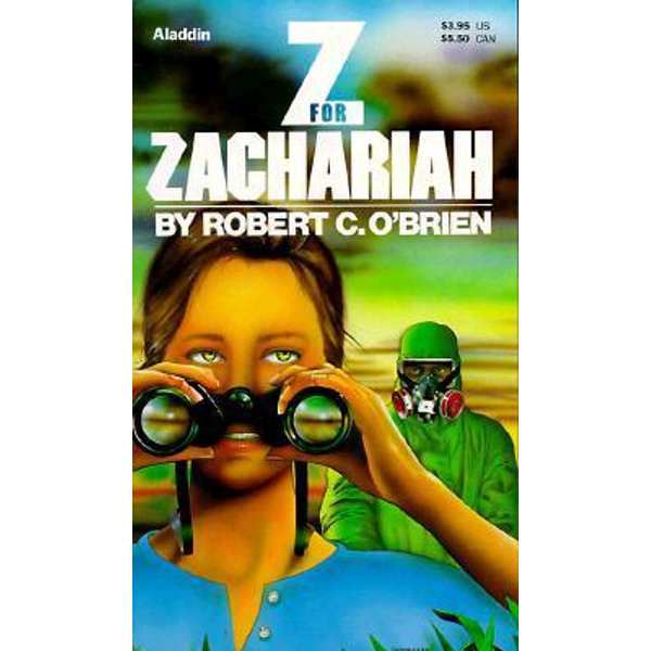 z for zachariah ann burden essays