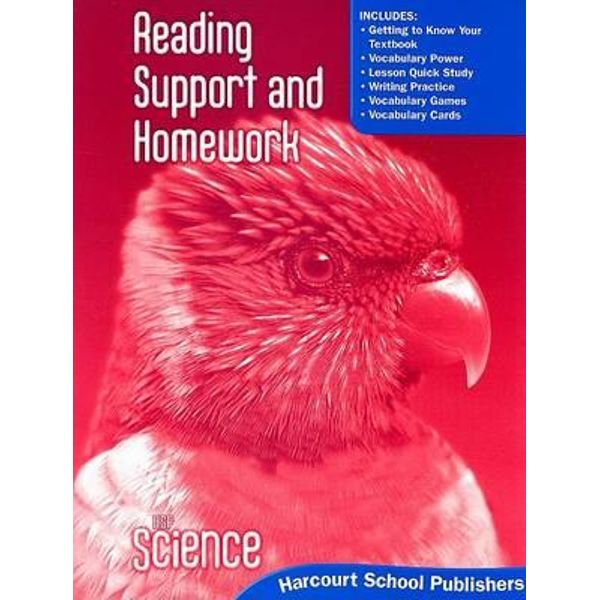 Reading support and homework
