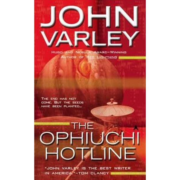Image result for The Ophiuchi Hotline\