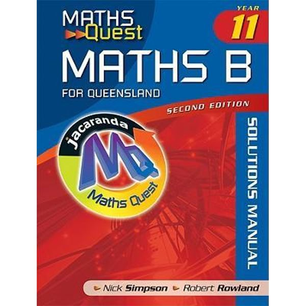 maths quest maths c year 12 for queensland solutions manual