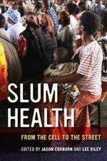 Slum Health Title Cover